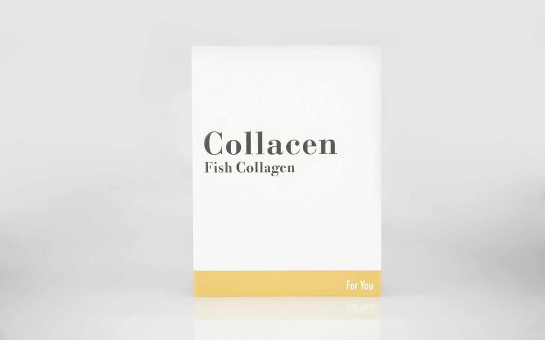 กล่องอาหารเสริม fish collagen