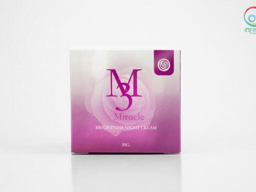 กล่องครีมM3 Miracle