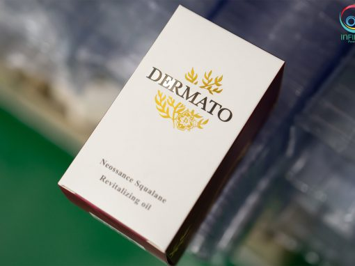 กล่องเครื่องสำอาง( cosmetic)Dermato