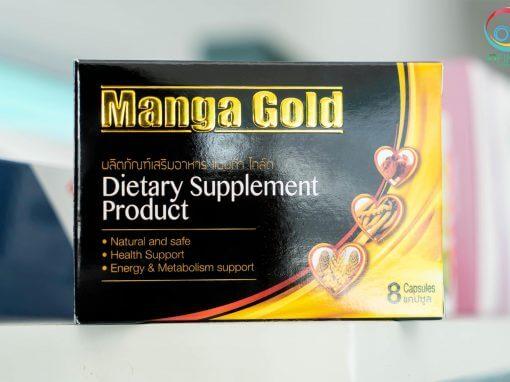 กล่องอาหารเสริม Manga Gold