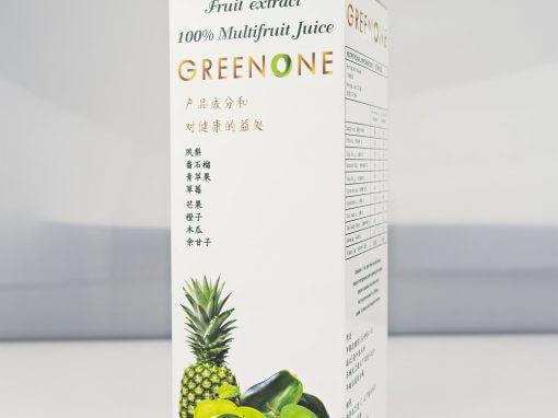กล่องอาหารเสริม green one