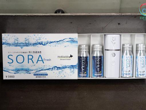 กล่องบรรจุภัณฑ์(package) SORA