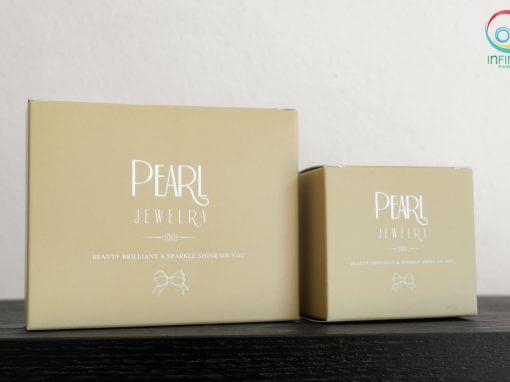 กล่องบรรจุภัณฑ์(package)Pearl