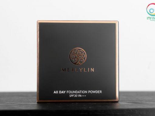 กล่องเครื่องสำอาง merlylin