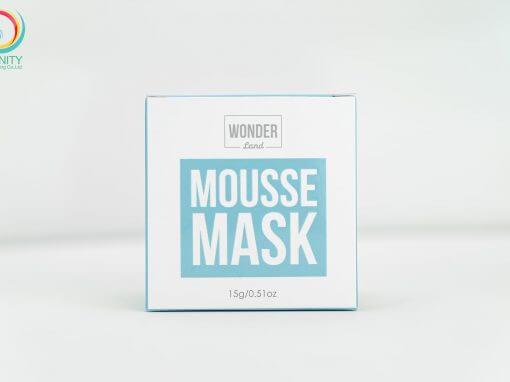 กล่องเครื่องสำอาง MASK MOUSSE by Wonder land