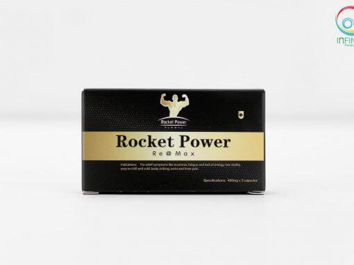 กล่องอาหารเสริม ROCKET POWER