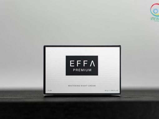 กล่องครีม EFFA