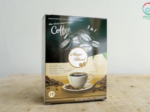 กล่องกาแฟ Maya Blend