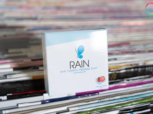 กล่องสบู่ RAIN