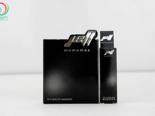 กล่องอาหารเสริม MOMOMAX
