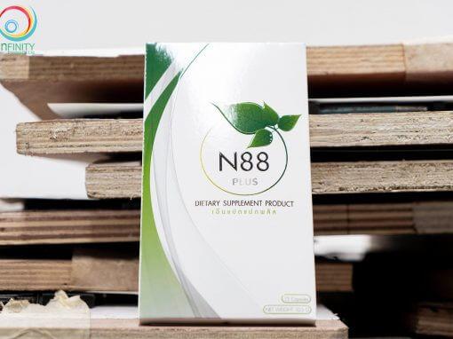 กล่องอาหารเสริม N88 PLUS