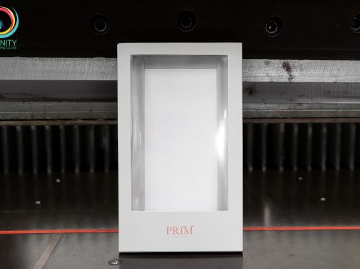 กล่องบรรจุภัณฑ์(package) PRIM