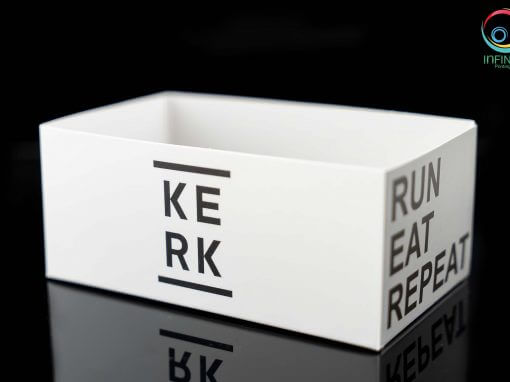 กล่องเบอร์เกอร์(package) KERK