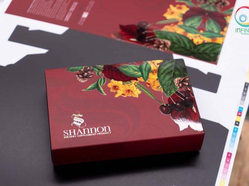 กล่องอาหารเสริม SHANNON