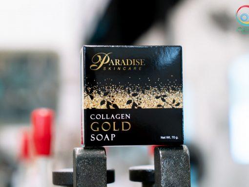 กล่องสบู่(soap)PARADISE SKINCARE