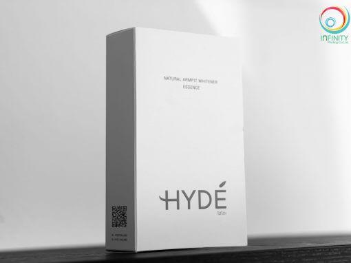 กล่องเครื่องสำอาง HYDE