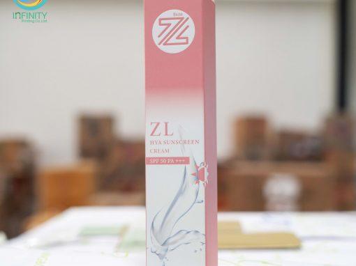 กล่องครีม ZL