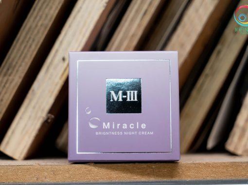 กล่องครีม M-III