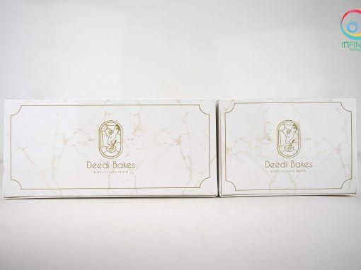กล่องขนม(snack)Deedi Bakes