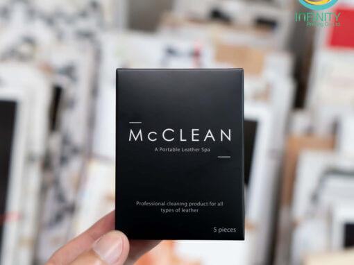 กล่องบรรจุภัณฑ์ McCLEAN