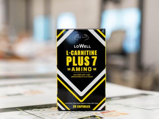 กล่องอาหารเสริม(supplement) LoWELL