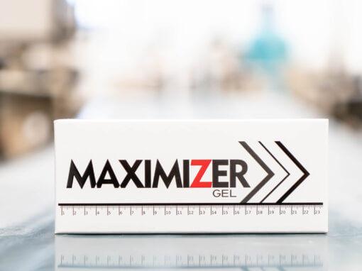 กล่องบรรจุภัณฑ์ MAXIMIZER GEL