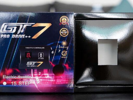 กล่องบรรจุภัณฑ์ GT7PRO DRIVE++