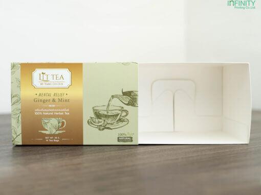 กล่องเครื่องดื่ม(herb)LITTEA