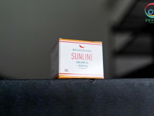 กล่องครีม(cream)SUNLINE