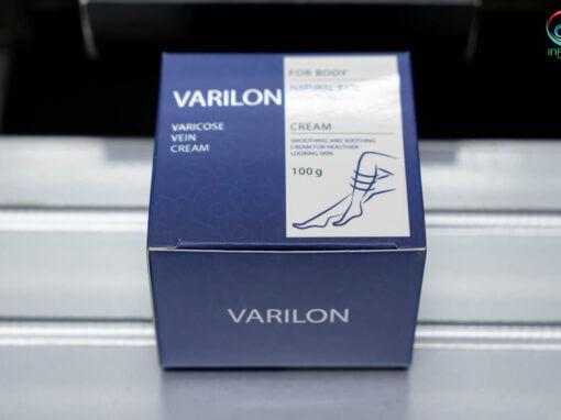 กล่องครีม(cream)VARILON