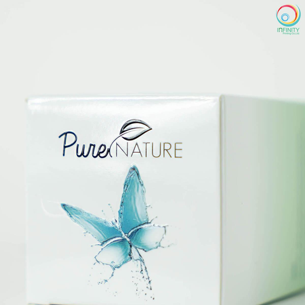 กล่องPure Nature3