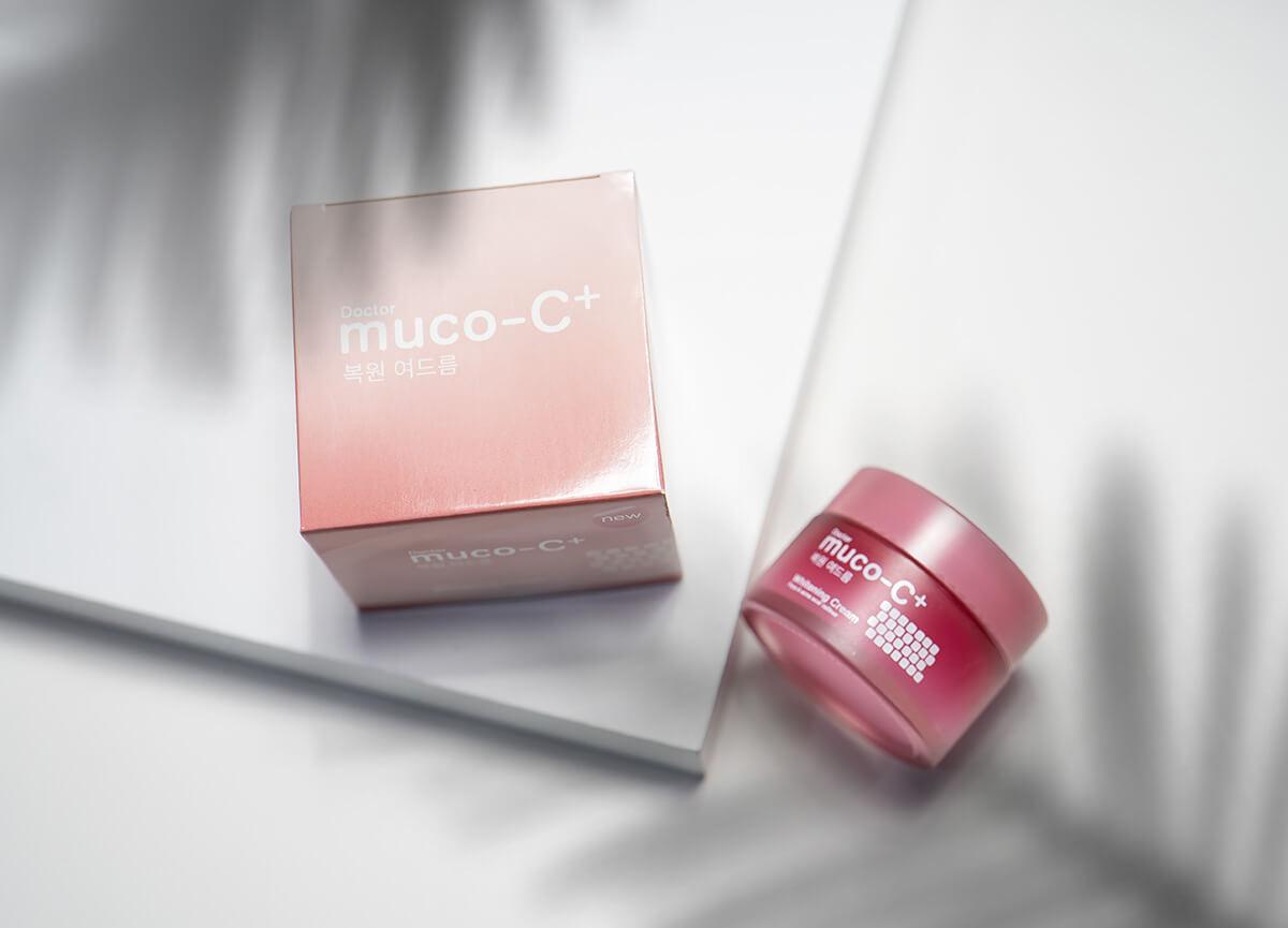 กล่องครีมDoctor muco-C+3