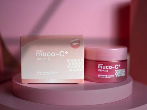 กล่องครีม(cream)Doctor muco-C+